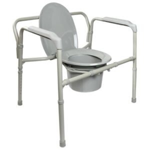 COMMODES/SHOWERCHAIRS